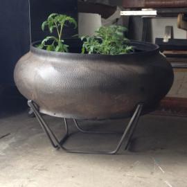 Tire Pot
